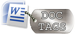 Doc-Tags  -- Automatic Word Document Tagging Service