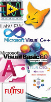 VFP, VC++, VB, Delphi, LabVIEW, Visual Cobol, Visual RPG, Microsoft Access
