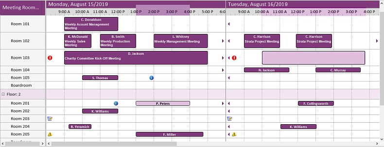 Solutions Schedule  NET - Drag and Drop Gantt Style ERP