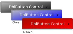 dbiButton - Studio Controls .NET