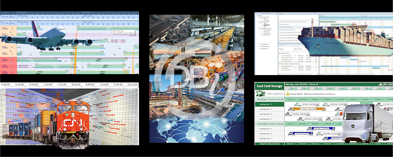 DBI Technologies Inc - modern Windows UI design, Scheduling and Text Analytics component software