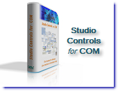 Studio Controls for COM - User Interface design appointment scheduling navigation