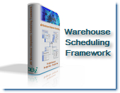 DBi Warehouse Shipments Scheduling Framework - As Source Code Solution