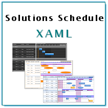 Solutions Schedule Silverlight | WPF - DBI Technologies Inc.
