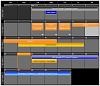 dbiCalendar w/Zune style - Studio Controls for .NET v1.2