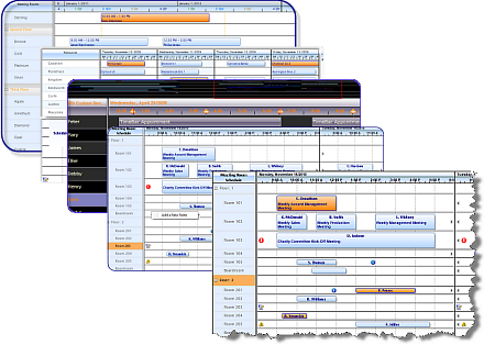 Solutions Schedule for COM - Gantt style Drag and Drop Multi Resource Scheduling
