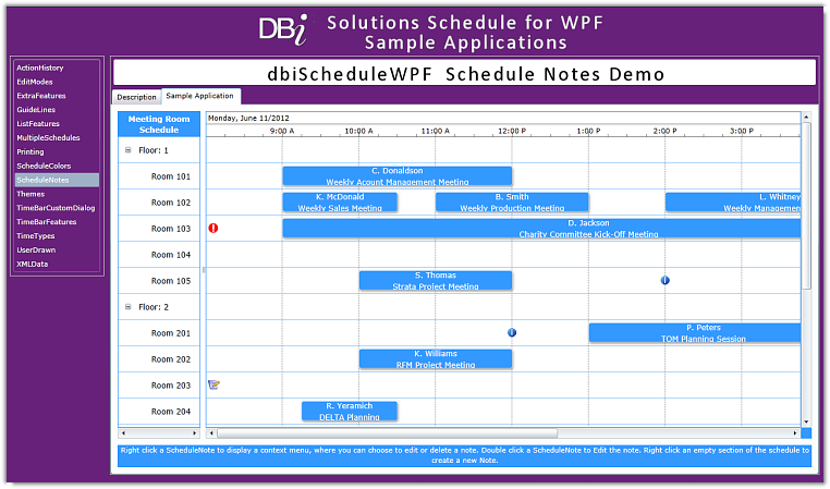 DBI Technologies Inc - Solutions Schedule WPF - Logistics, Production Planning, ERP...