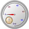 dbi gauge Win Froms control - progress multiple gauge objects in a single gauge control - from DBI Technologies Inc.