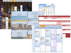 Studio Controls .NET v1.4 - Appointment Scheduling, Calendars, Reporting, List and Tree Views, Navigation, UI Design