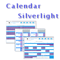 DBI Calendar Silverlight - 3 in 1 - DBI Technologies Inc.